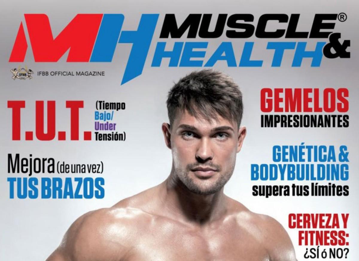 La edición 11 de Muscle &Fitness