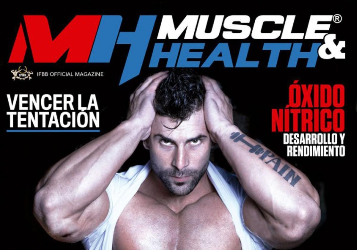 La edición número 6 de la Muscle & Health