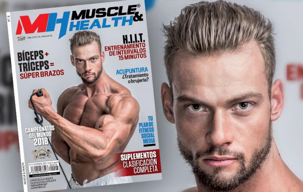 La edición número 8 de la Muscle & Health