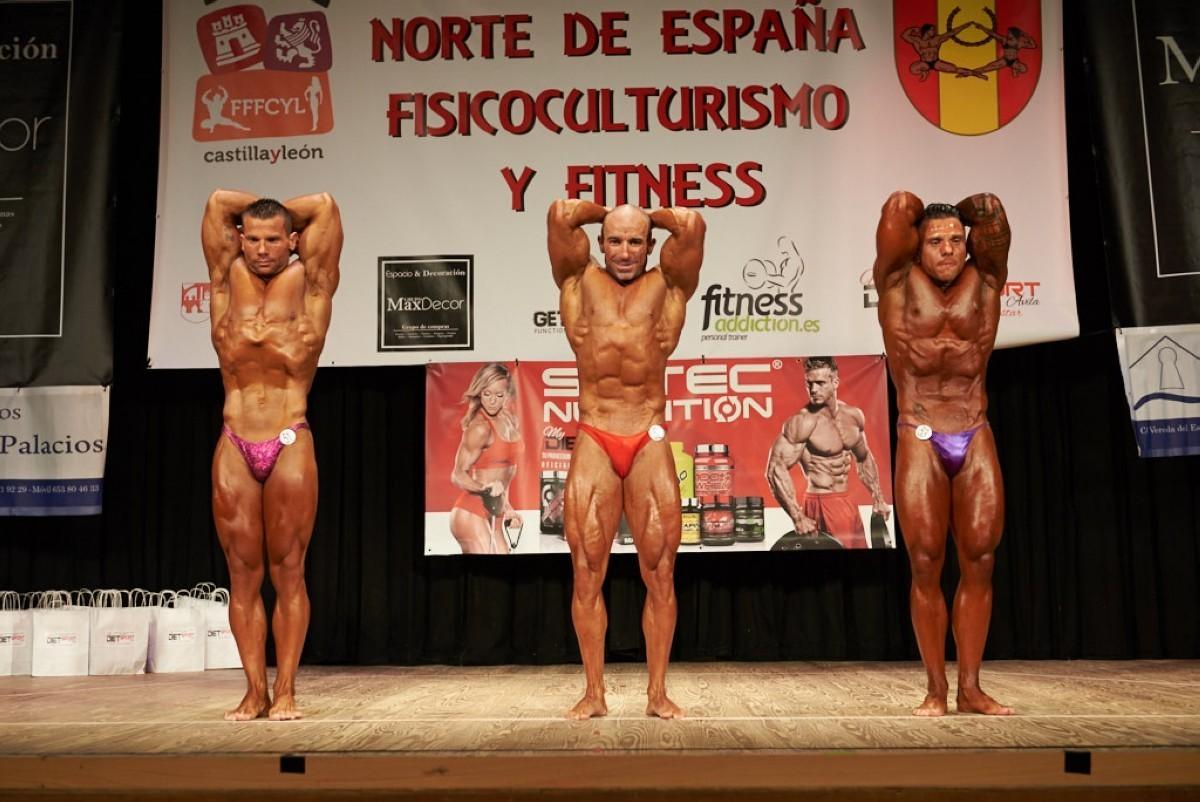 La II Copa del Norte de España de Fisiculturismo y Fitness