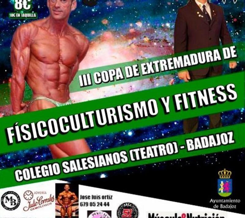 La III Copa de Extremadura de Badajoz