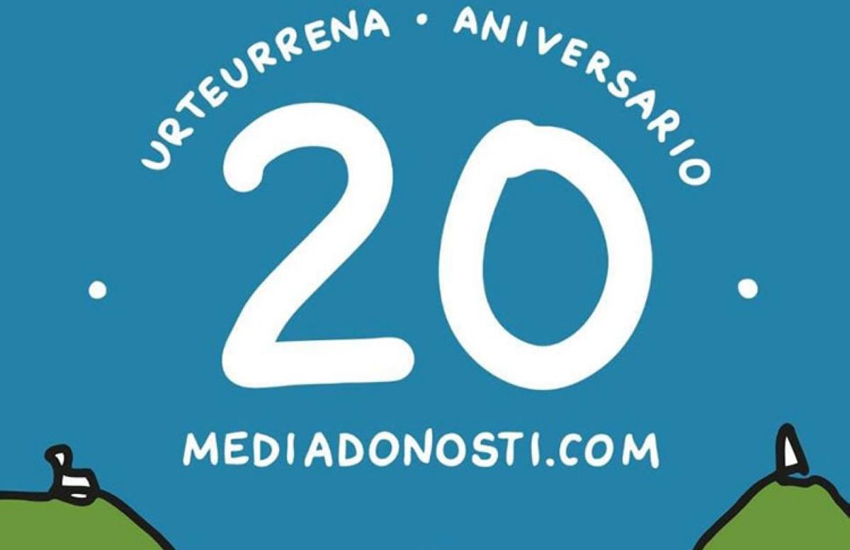 La Media Maratón de San Sebastián en Octubre