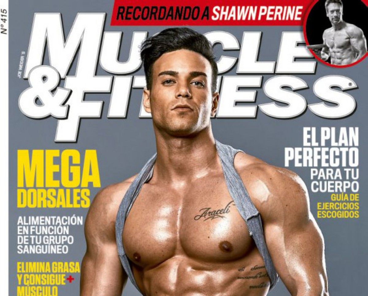 La Muscle&Fitness 415 del mes de marzo