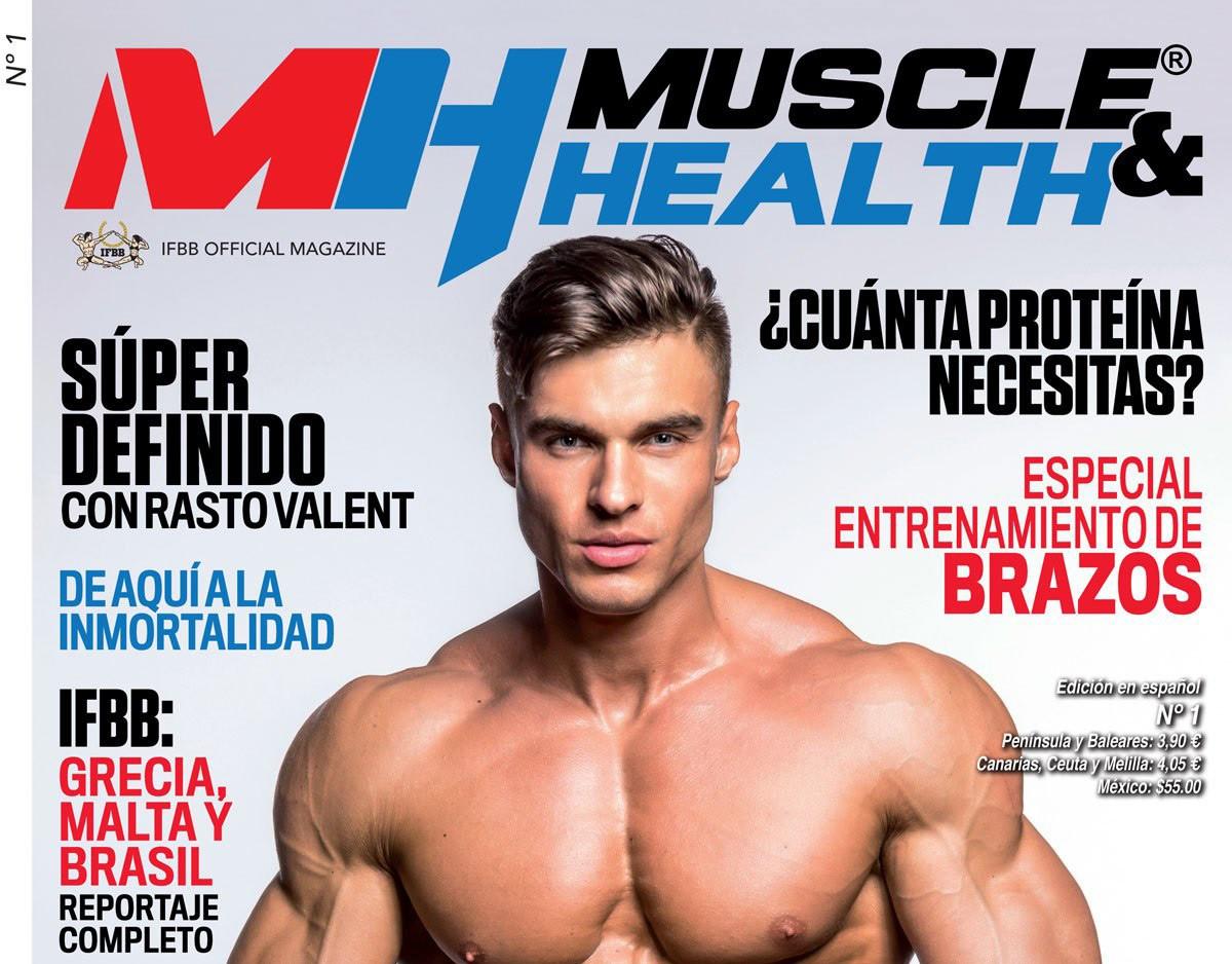 La nueva revista Muscle&Health
