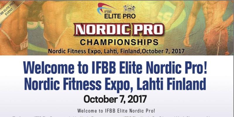 La próxima Ben Weider Legacy Cup de Lahti