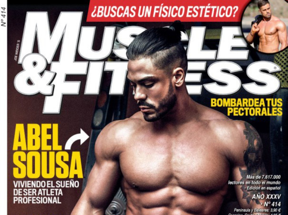 La Revista espacializada Muscle&Fitness 414