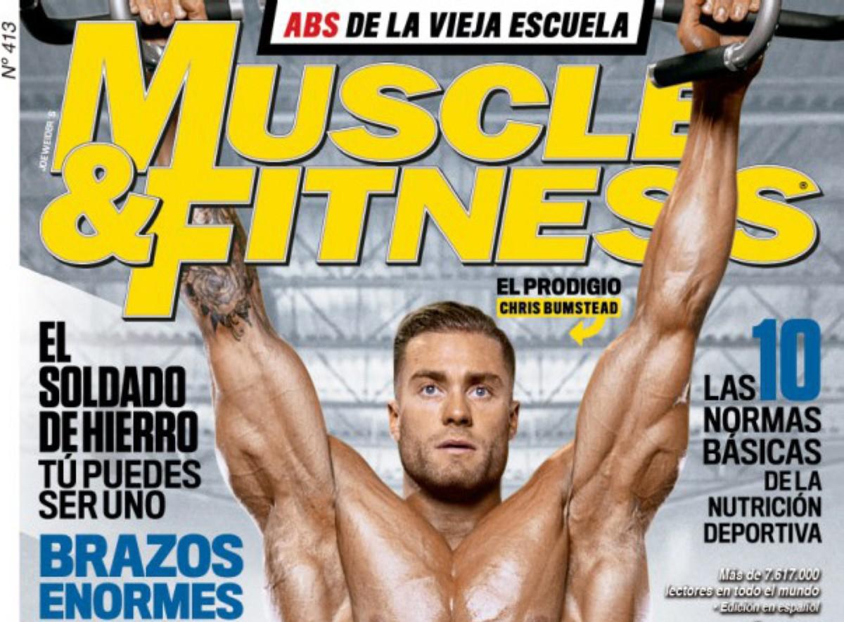 La revista especializada Muscle&Fitness