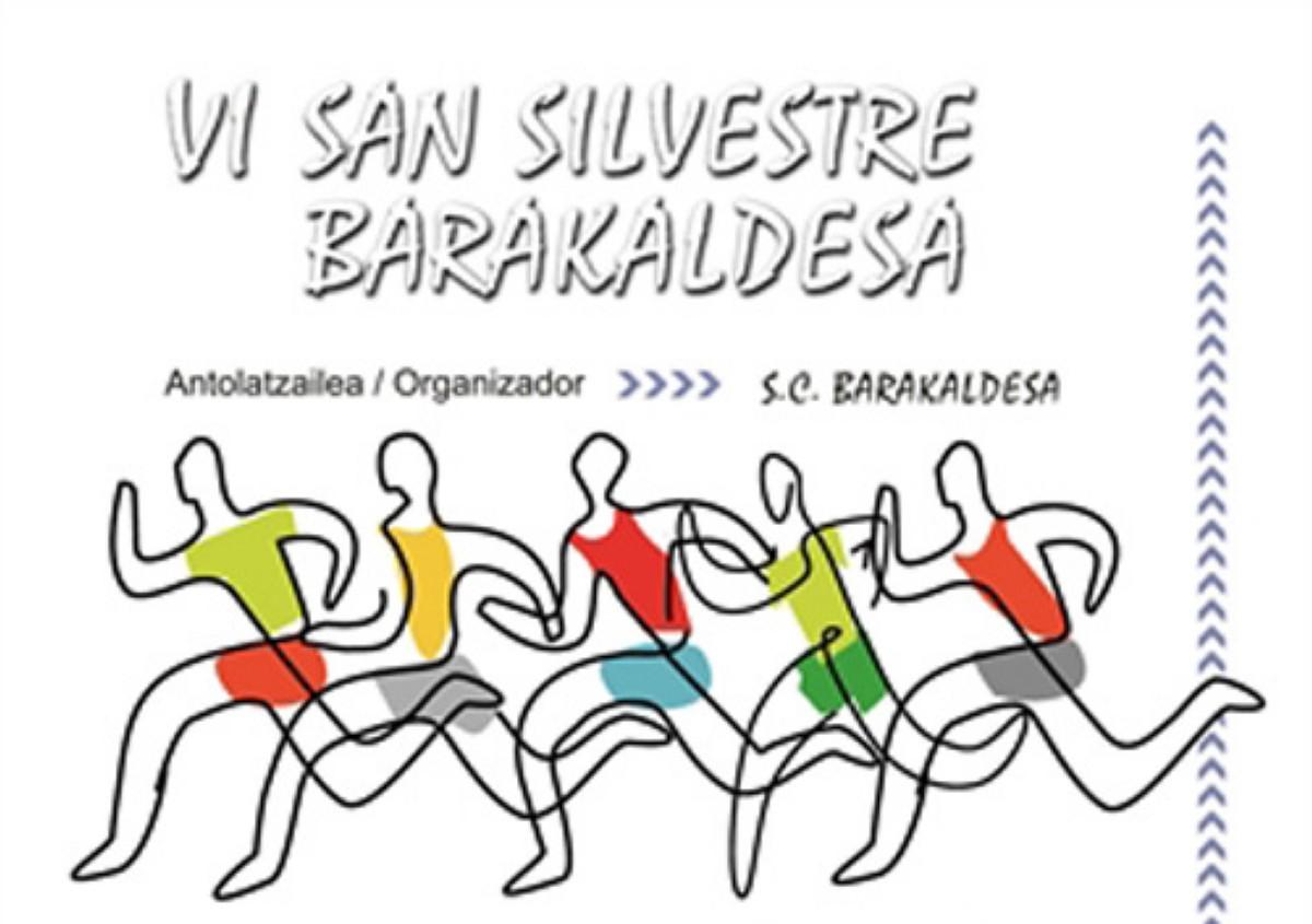 La San Silvestre Barakaldo 2018
