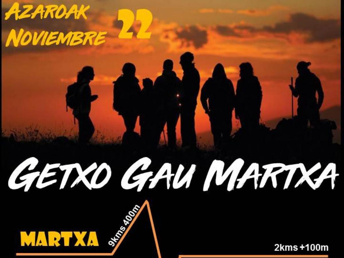 La segunda edición de Getxo Gau Trail