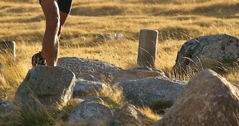 La Trail Hoyos del Espino en Agosto