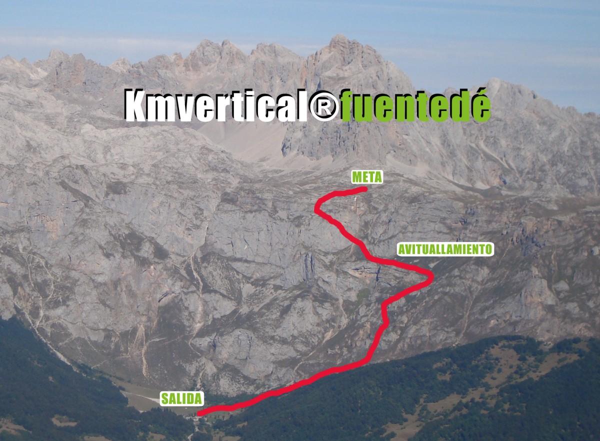 La XI edición de KmVertical de Fuentedé será en 2021