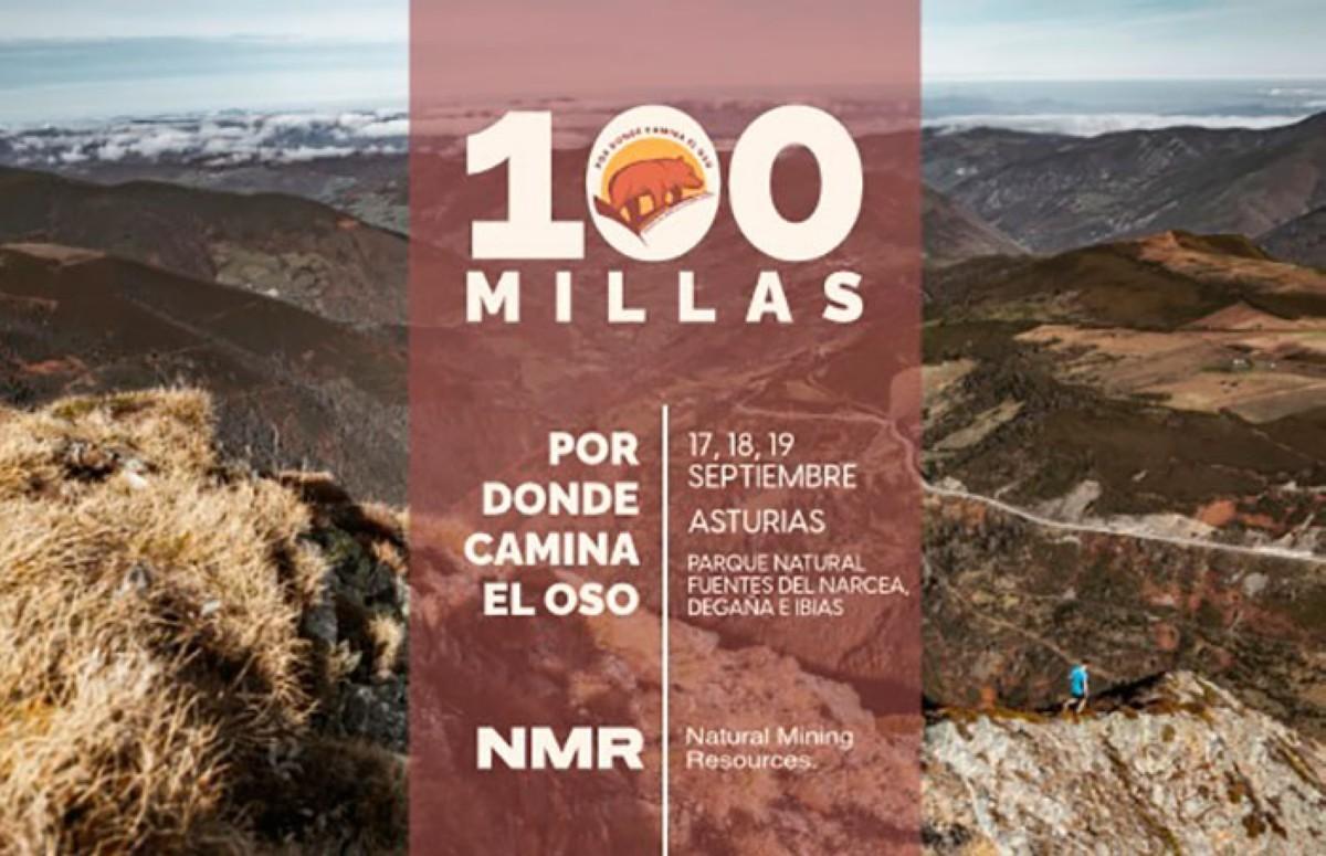 Las 100 millas NMR por donde camina el oso abre inscripciones