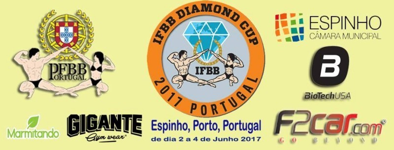 Listado inscritos Diamond Cup Portugal