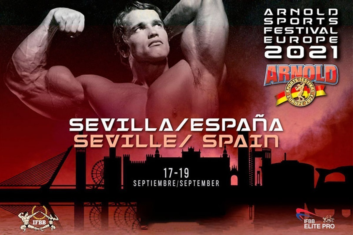 Listado definitivo IFBB Arnold Classic Europe Amateur