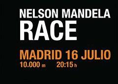 Madrid celebra la Nelson Mandela Race