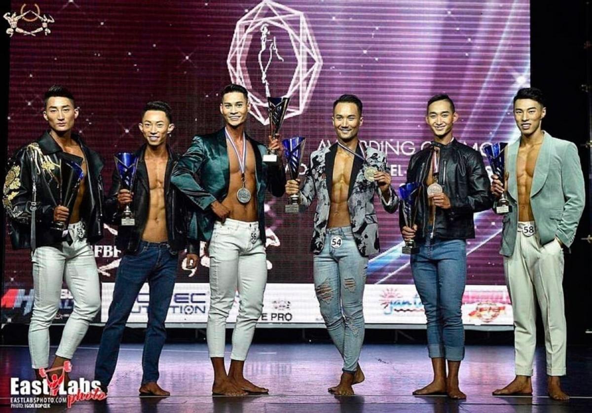 Men's Fit Model: Nueva categoría en ACE 2020