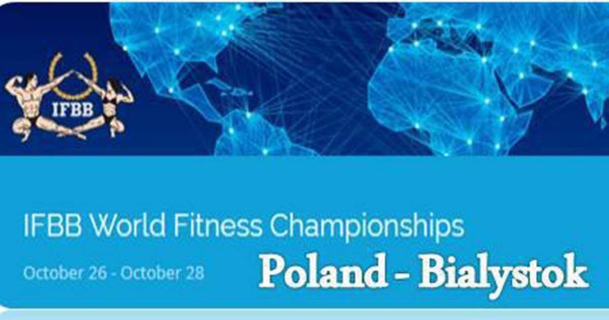 Mundial de Fitness en Bialystok / Polonia