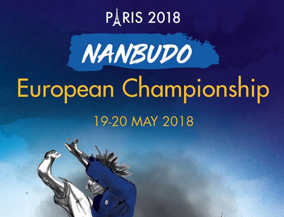 Nanbudo:European Championship en Paris