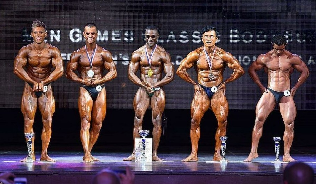 Normativa 2019 (III): Modificación Classic BB y Master Mens Physique