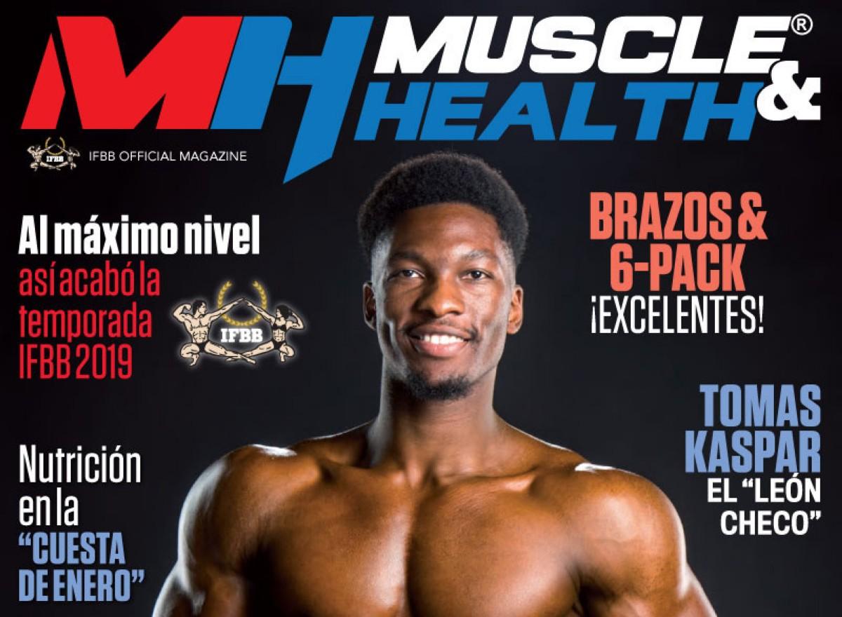 Nueva edición de la Muscle&Fitness