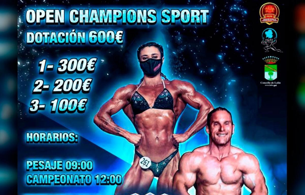 Open Champions Sport y el Campeonato Gallego 2021 en Lalín