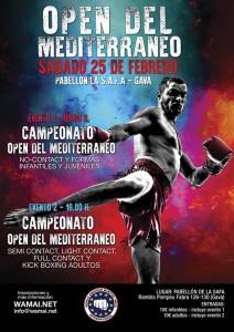 Open del Mediterráneo 2017