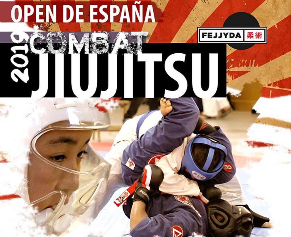 Open de España de Combat JiuJitsu en Malgrat de Mar