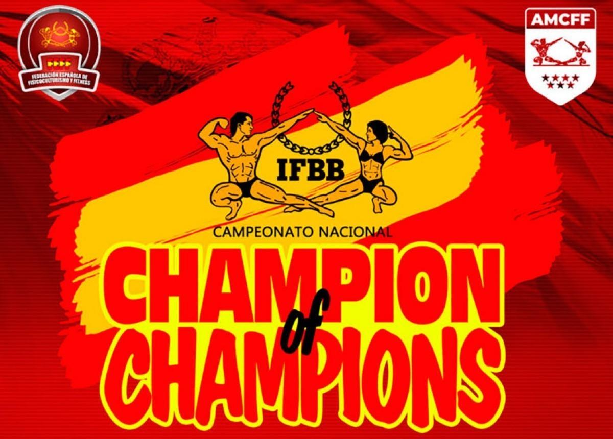 Open Nacional: CHAMPION OF CHAMPIONS