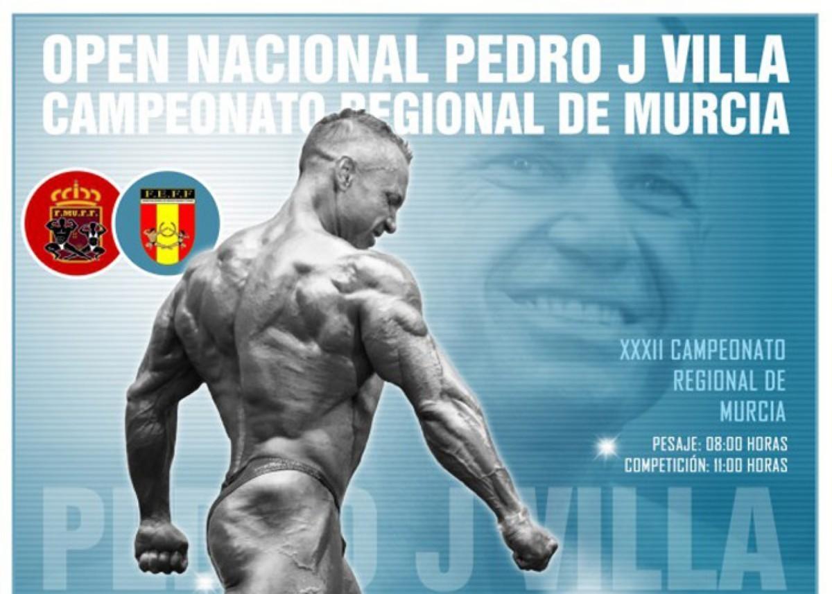 Open Nacional Pedro J. Villa en Torrepacheco