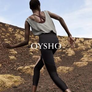 Oysho presenta Etna, su nueva colección Gymwear