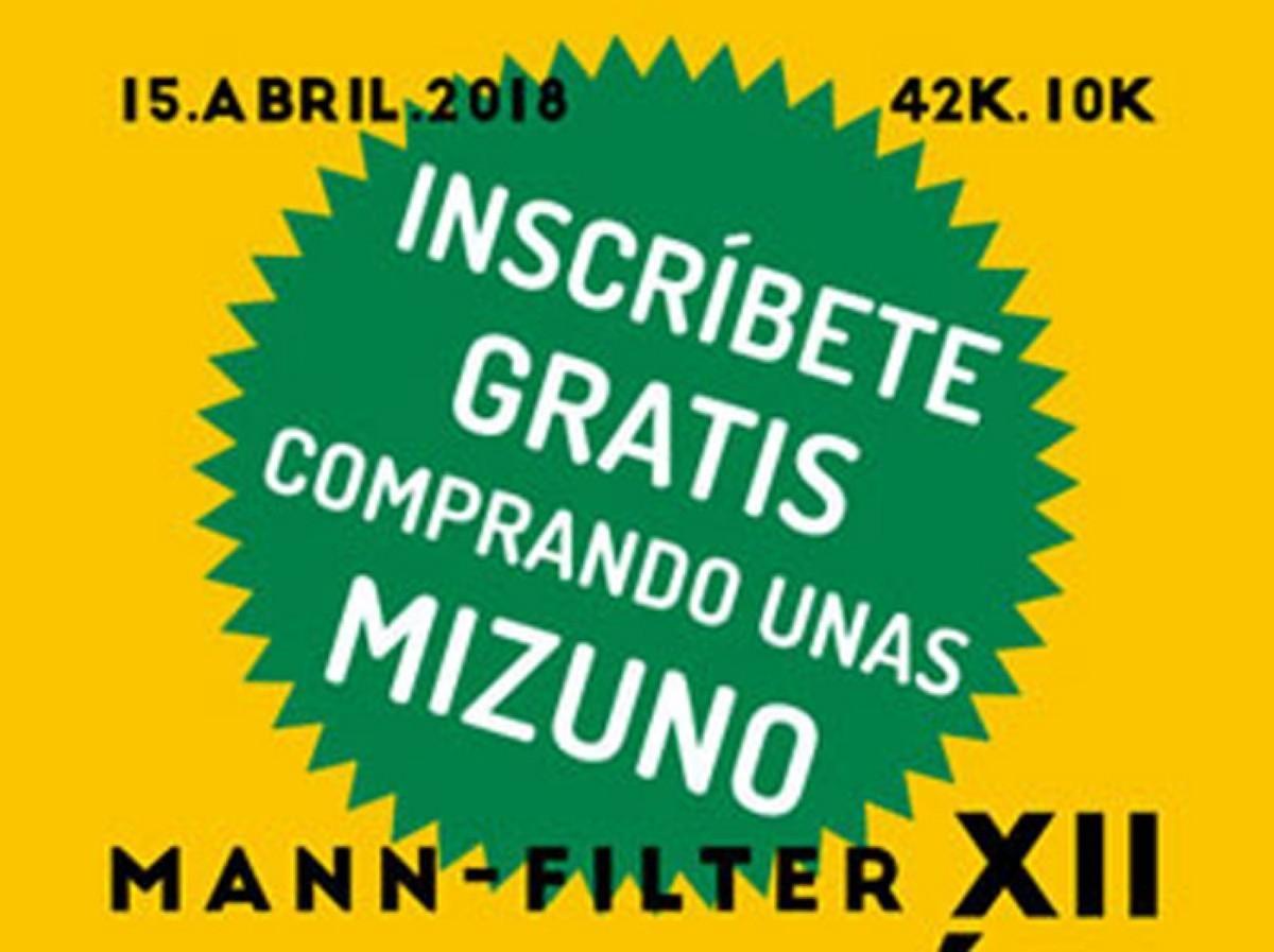 Participa en el Mann-Filter Maratón Ciudad de Zaragoza