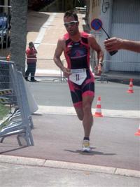 Davis Castro gana en Pontevedra