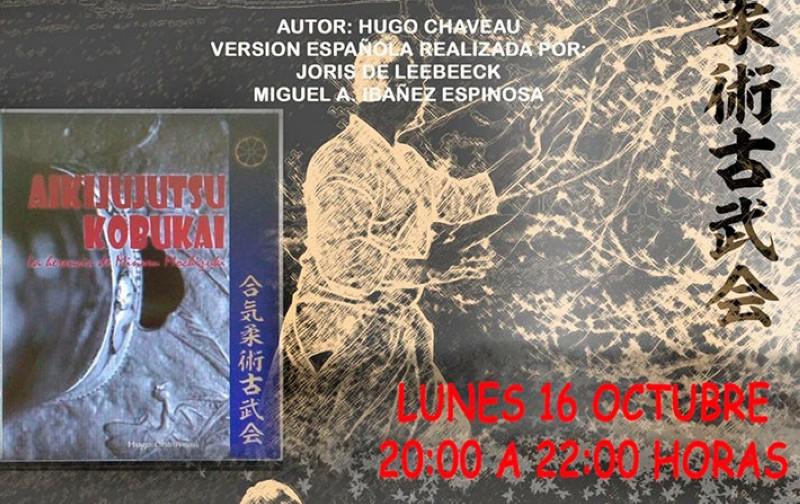 Presentación del libro Aikijujutsu Kobukai