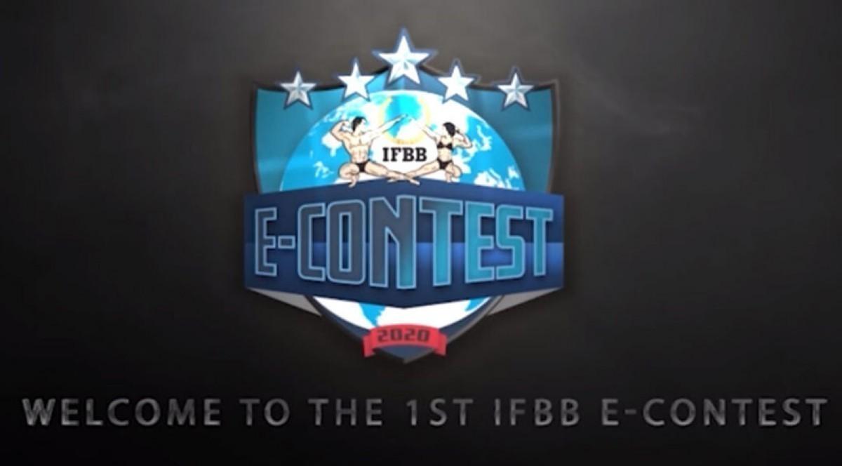 Primer Campeonato E-Contest de IFBB