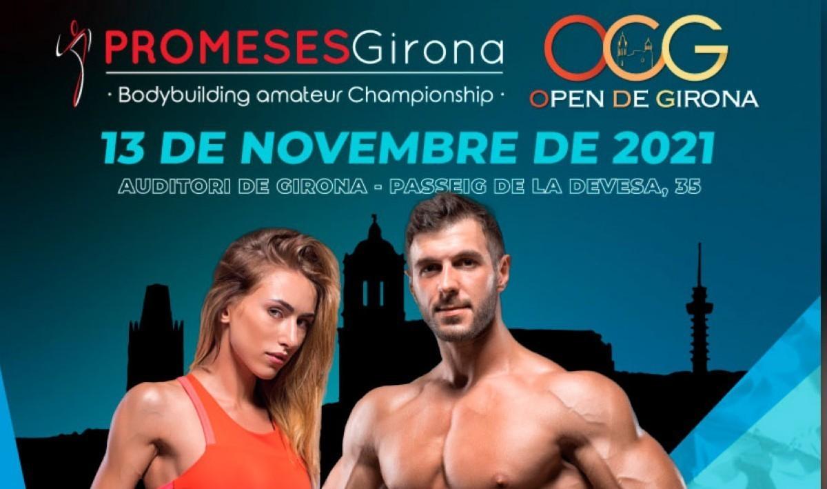 Promesas de Girona y Open de Girona