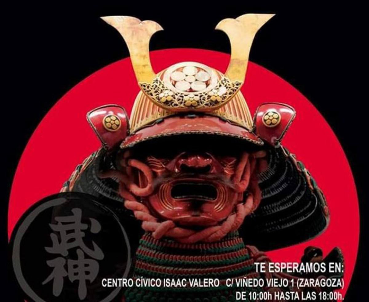 Samurai en Zaragoza
