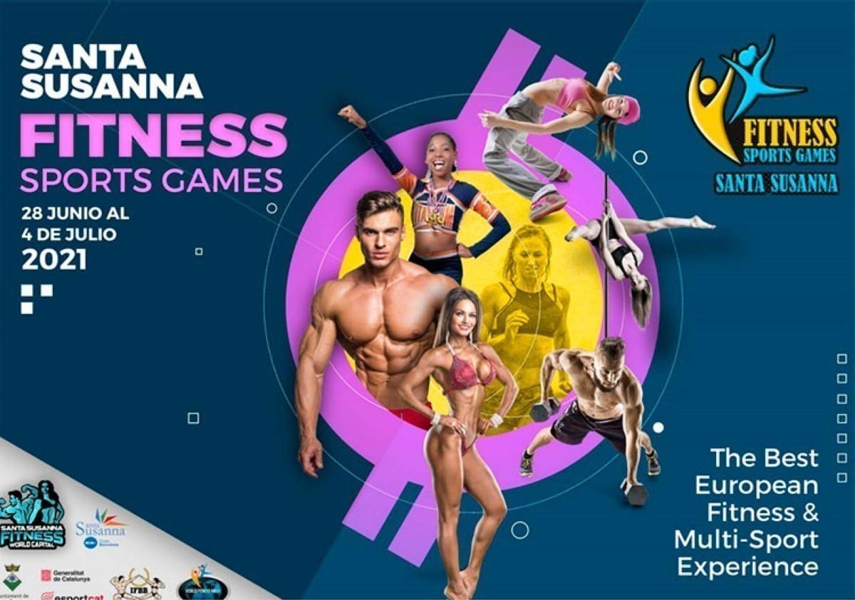 Santa Susanna Fitness Sports Games