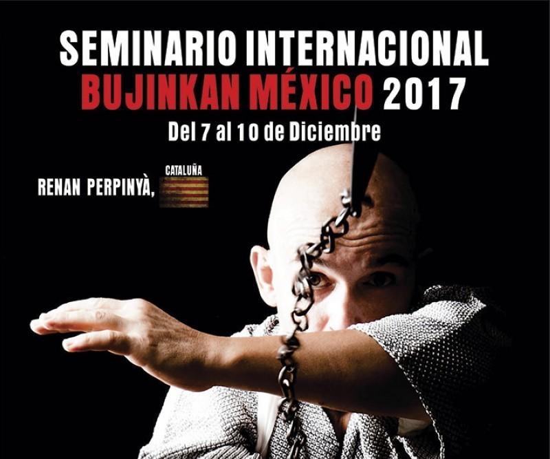 Seminario internacional Bujinkan México 2017