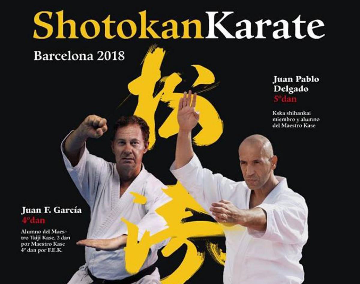 Seminario Kase-Ha Barcelona 2018