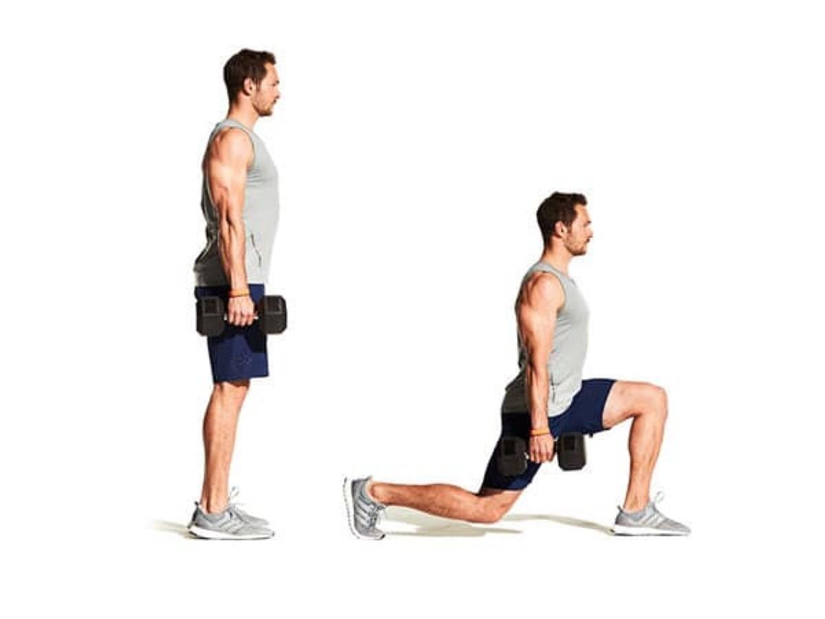 Series aeróbicas para lucir unas piernas perfectas-II