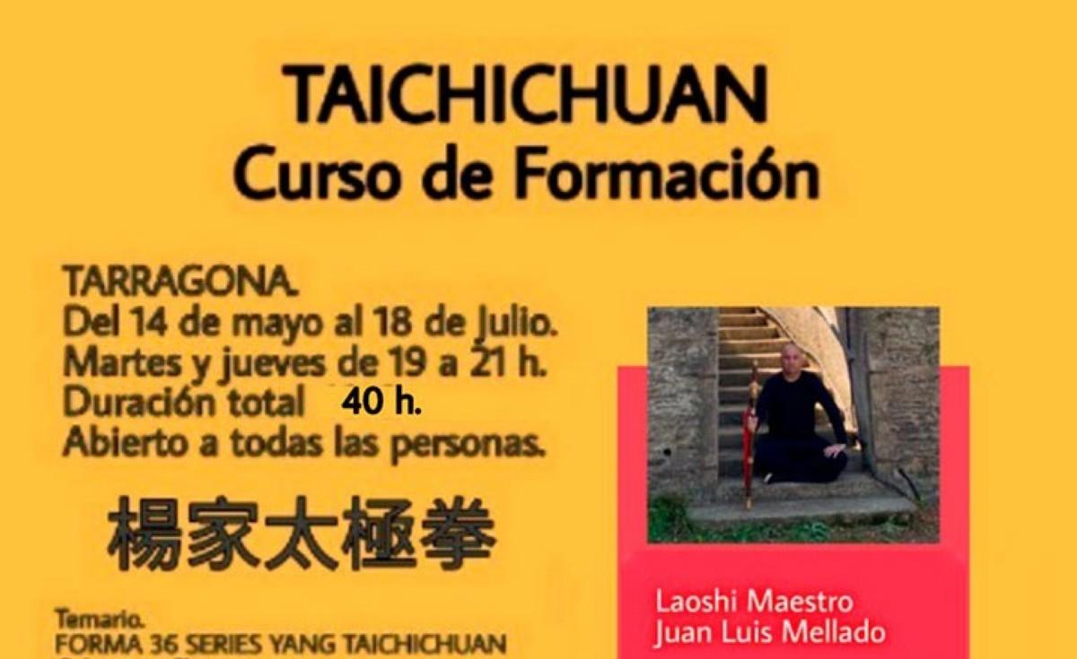 Taichichuan Qigong Tarragona (Curso de formación continuada)