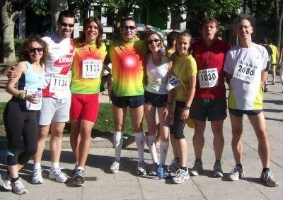 1000 participantes en los 10 Kms del orgullo