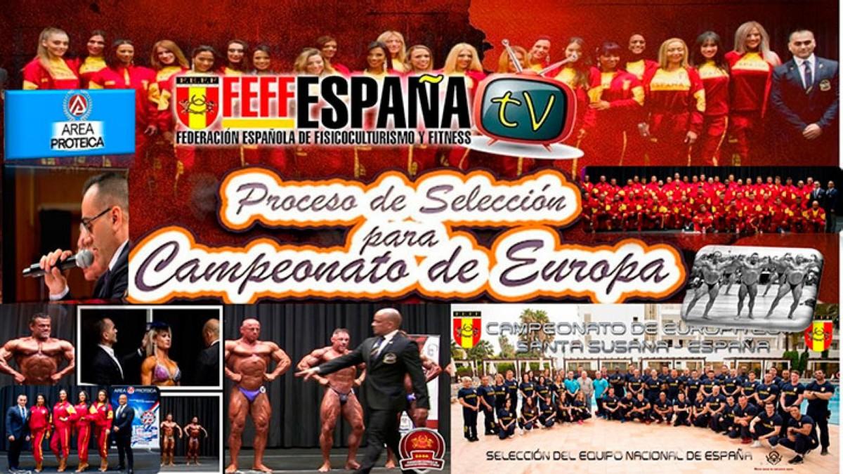 Toledo acoge la preselección Campeonatos Europeos 2021
