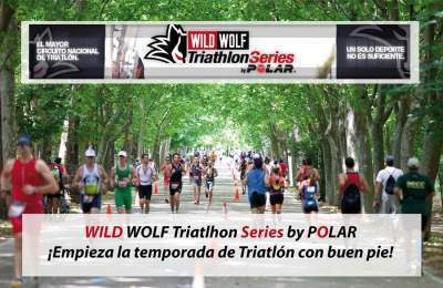Las Wild Wolf Triathlon Series by Polar abren en Madrid