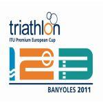 Copa de Europa de Triatlón en Banyoles