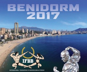 71th Campeonato del Mundo de Fisicoculturismo Benidorm