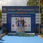 Noya, campeón de la Copa de Europa Premium de Triatlón
