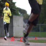 Fauja Singh un correrdor de Maratones de 100 años