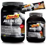 PowerBar Black Line – Proteínas de alta calidad