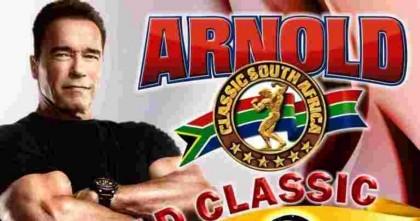 Arnold Classic Sudafrica